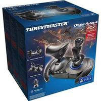 Joystick Thrustmaster T Flight Hotas 4 War Thunder Starter Pack PS4 PC