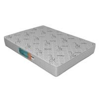 Conjunto Box Completo Casal Vision 1.58x1.98x0.58 + Colchão Becflex