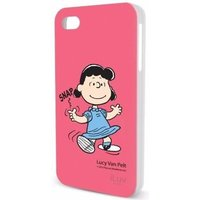 Capa Snoopy Original Iluv ICP751LPNK Iphone 4/4s Pink