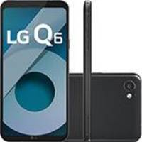 Smartphone LG Q6 Desbloqueado GSM Dual Chip 32GB TV Digital Android 7.0