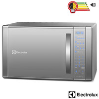 Microondas Electrolux ME41X Grill 31 Litros Prata 220V