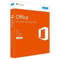Microsoft Office Home and Business 2016 FPP T5D-02932