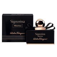 Signorina Misteriosa Salvatore Ferragamo Perfume Feminino Eau De Parfum 100ml