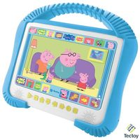 DVD Player Kids Tectoy Peppa Pig K-3600 Colorido
