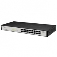 Switch Intelbras 24 Portas Gigabit Ethernet SG2400QR
