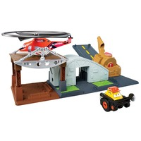 Cenário Planes Mattel Riplash