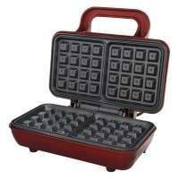 Máquina Waffle Philco Maker Retrô PWM01 Vermelho 220V
