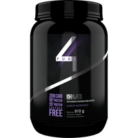 Suplemento 4 Fuel Isolate Ultra Pure Isolate Protein Morango 910g