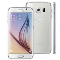 Smartphone Samsung Galaxy S6 SM-G920I Desbloqueado GSM 4G 32GB Android Branco