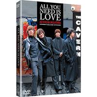 Box All You Need Is Love:Ao Vivo na Inglaterra Vol 1 3 Discos - Multi-Região / Reg. 4