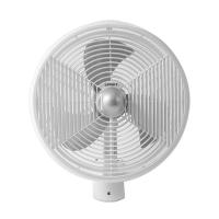 Ventilador De Parede Spirit Maxximos 40cm White Steel 220V
