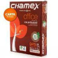 Papel Sulfite Chamex 75g 216x279mm Office Carta