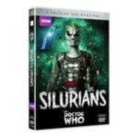 DVD Doctor Who - BBC -  A Coleção Dos Monstros - Os Silurians - 2 Discos