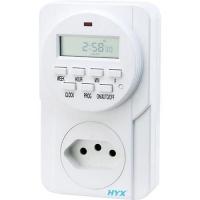 Timer Digital Hyx Tmd-101 24h Branco