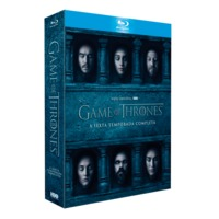 Blu-Ray Game Of Thrones - 6ª Temporada - 5 Discos