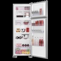 Refrigerador Frost Free Electrolux TF39S 310 Litros 2 Portas Platinum Cinza