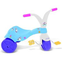 Triciclo Infantil Unicórnio Xalingo Colorido