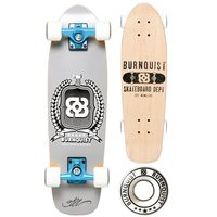 Skate Multilaser Bob Burnquist ES010 Cinza