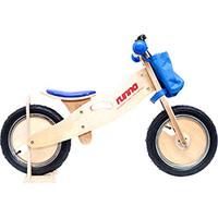 Bicicleta de Equilíbrio Runna Bike Aro 12 Azul