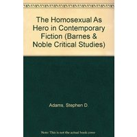 The Homosexual as Hero in Contemporary Fiction (Barnes & Noble Critical Studies)