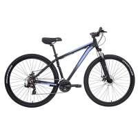 Bicicleta Tito Bikes Cliff Mountain Bike Aro 29 Preta e Azul