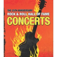 The 25th Anniversary Rock & Roll Hall Of Fame Concerts 2 Discos Blu-Ray - Multi-Região / Reg. 4