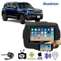 Central Multimídia Jeep Renegade PCD Completa Tv Gps