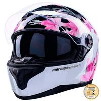Capacete Mormaii Wished White Fs811 STREET