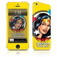 Adesivo Celular Mulher Maravilha Retrô IPhone 5 Studio Geek