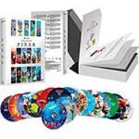 Box DVD - Coleção Pixar 2016 (17 Discos)