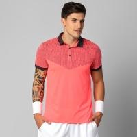 Camisa Polo Nike Dri-Fit Touch Masculina Rosa  0f8f50556a9f7