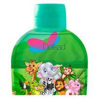 Deo Colônia Infantil Delikad Kids Safari Green 100ml