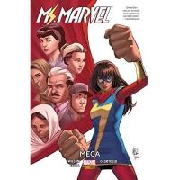 Ms. Marvel. Meca