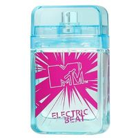 Mtv Electric Beat Mtv Perfume Feminino Eau De Toilette 50ml