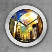 Relógio De Parede Decorativo, Criativo E Descolado   Avenida Paulista Em São Paulo, Sp