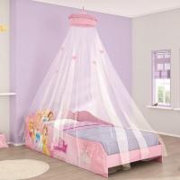 Cama Pura Magia Princesas Disney Plus 6A com Dorsel Teto