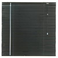 Persiana Royal aluminio 25mm 160x160 - Evolux - Preto