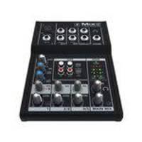 Mixer de alto headroom com 5 canais - MIX5 Mackie