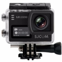 Camera De Ação SJCAM Sj6 Legend Touch Screen 4k 16mp Wifi Cor Preta
