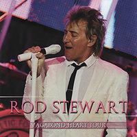Rod Stewart Vagabond Heart Tour