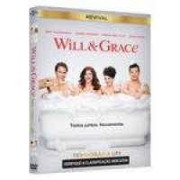 DVD Box - Will & Grace Revival 1° Temporada