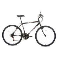 Bicicleta Houston Foxer Hammer FX26H3Q Aro 26 Preto