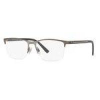 Armação Oculos Grau Polo Ralph Lauren Ph1187 9050 55 Cinza Preto