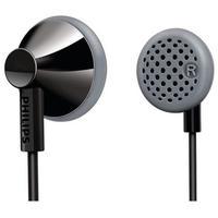 Fone de Ouvido Philips Eaprhone Intra Auricular SHE2000 Preto