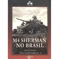 M4 SHERMAN NO BRASIL