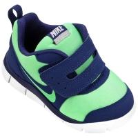 buy online de518 84a47 Tênis Nike Free Stepper 3.1 TDV Infantil Verde e Azul