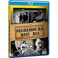 Blu-ray Duplo National Geographic - Segredos da História