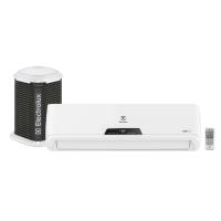 Ar Condicionado Split Electrolux Smart Control Inverter XI09R/XE09R 9.000 BTU/h Quente e Frio Branco 220V