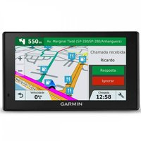 GPS Automotivo Garmin DriveAssist 50LM América do Sul com Câmera Integrada