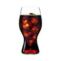 Conjunto de copos coca cola em cristal leve 4 pague 3 Riedel